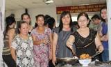 Khai giảng lớp nấu ăn cho hội viên phụ nữ, lao động nghèo