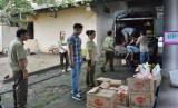平阳省市场管理支局举办2016年第一次销毁各类行政违法行为物品的活动