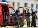 Đức: Phát hiện một túi ngụy trang là bom trước thềm Quốc khánh