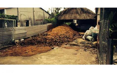 Đình chỉ cơ sở sản xuất gây ô nhiễm