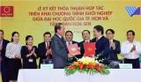 Tập đoàn Hoa Sen tài trợ 10,5 tỷ đồng nhằm khơi dậy tinh thần khởi nghiệp