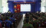 Hội nghị tổng kết công tác phối hợp giữa Đoàn TNCS Hồ Chí Minh và Công an tỉnh Bình Dương, giai đoạn 2012-2016