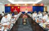 UBND tỉnh họp phiên thường kỳ tháng 10: Kinh tế tiếp tục tăng trưởng, xã hội ổn định