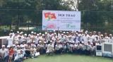 Công ty TNHH Công nghiệp Nghệ Năng: Tổ chức hội thao cho cán bộ, công nhân lao động