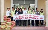 Hội Chữ thập đỏ cơ sở Hội Người mù tỉnh: Vận động hơn 22.000 phần quà tặng hội viên