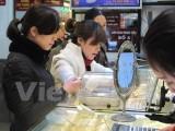 Giá vàng trong nước tăng mạnh lên 37 triệu đồng, thế giới giảm nhẹ