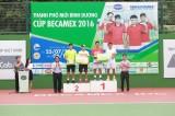 Lý Hoàng Nam đăng quang vô địch sau trận chung kết kịch tính