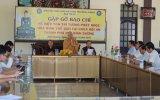 Họp báo về việc cung nghinh tượng Phật Ngọc Hòa bình thế giới tại Bình Dương