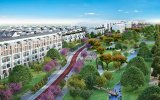Midori Park tại Bình Dương dự án nhà phố chất lượng Nhật Bản