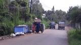 Điểm tập kết rác thải gây ô nhiễm môi trường: Cần có biện pháp xử lý kịp thời