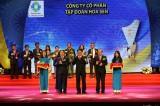 Tập đoàn Hoa Sen liên tục nhiều năm liền đạt Thương hiệu Quốc gia cho cả 3 nhóm sản phẩm: Tôn Hoa Sen - Ống kẽm Hoa Sen - Ống nhựa Hoa Sen