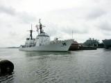 Tàu hải quân Philippines cập cảng Cam Ranh, thăm xã giao Nha Trang
