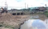 Khẩn trương hoàn thành các dự án thoát nước, chống ngập