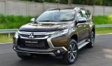 Mitsubishi Pajero Sport mới giá từ 1,4 tỷ - đối thủ Toyota Fortuner