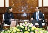 Doanh nghiệp Hoa Kỳ muốn tham dự CEO Summit 2017 tại Việt Nam