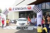 2016东盟—中国国际汽车拉力赛雅加达正式收车
