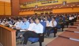 Tỉnh ủy Bình Dương: Tổ chức học tập, quán triệt, triển khai thực hiện Nghị quyết Hội nghị lần thứ 4, Ban Chấp hành Trung ương Đảng khóa XII
