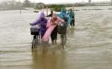 Miền Bắc tiếp tục rét, Thừa Thiên-Huế đến Phú Yên ngập lụt nặng