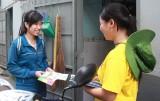 Đội thanh niên tuyên truyền lưu động phường Bình Thắng, TX.Dĩ An: Tích cực đưa pháp luật đến với thanh niên công nhân