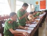 """Hội thảo """"Giải pháp nâng cao chất lượng công tác Đoàn và phong trào thanh niên công an tỉnh"""""""