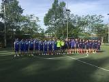 Giải bóng đá Vovinam Bình Dương mừng Đảng mừng Xuân 2017