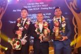 Thành Lương đoạt Quả Bóng Vàng Việt Nam năm 2016