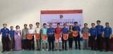 Đoàn Khối Các cơ quan tỉnh: Tổ chức giải bóng chuyền truyền thống khối trung cấp chuyên nghiệp và dạy nghề