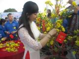 Ngày hội mùa xuân của thanh niên công nhân TX.Thuận An