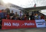 Jetstar Pacific launches Hanoi-Pleiku route