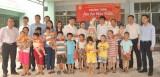 """Hội Doanh nhân trẻ Bình Dương: Dành hơn 200 triệu tổ chức Chương trình """"Ấm áp mùa xuân Đinh Dậu 2017"""""""