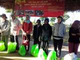 Nhóm từ thiện Bình Dương nhân ái:  Thăm và tặng quà tết cho người nghèo huyện Bảo Lộc