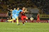 Khánh Hòa giành trọn 3 điểm trên sân Gò Đậu ở vòng 1 V-League 2017