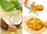 4 nguyên liệu kết hợp với vitamin E để có làn da mịn màng như em bé