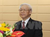 Achievements in 2016 impetus for future development: Party chief