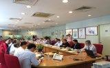 Bộ Thương mại Myanma thăm và làm việc tại Khu công nghiệp VSIP