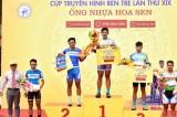 Kết quả chặng 3, giải xe đạp toàn quốc: VĐV Nguyễn Tuấn Vũ về nhất chặng