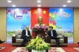 省人民委员会常设副主席枚雄勇先生表示,平阳省一直为外国投资商创造便利条件