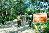 Cựu chiến binh huyện Phú Giáo: Nâng cao chất lượng tuyến đường cựu chiến binh tự quản