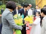 日本首相安倍晋三携夫人即将对越南进行正式访问