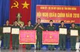 Tổng kết công tác quân sự - quốc phòng năm 2016