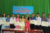 Đoàn Ca múa nhạc Dân tộc tỉnh: 2 tập thể và 10 cá nhân được khen thưởng