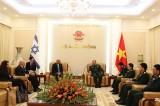 越南与以色列加强防务合作
