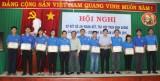 TX.Thuận An: Kết nạp 2.200 hội viên công nhân