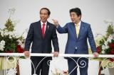 日本和印尼领导同意加强海上安全合作