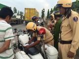 Tai nạn giao thông giảm 2 tiêu chí