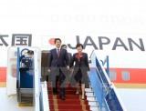Japanese PM wraps up Vietnam visit