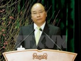 PM Phuc arrives in Switzerland for WEF Meeting