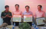 Ban Chỉ huy Quân sự Khối Đảng, Đoàn thể cấp tỉnh: Tổng kết phong trào thi đua quyết thắng năm 2016