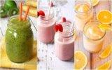 8 công thức sinh tố giảm cân thay thế bữa sáng thừa calo