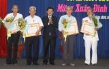 Thuan An, North Tan Uyen, Tan Uyen's Party Committees mark the CPV's 87th founding anniversary